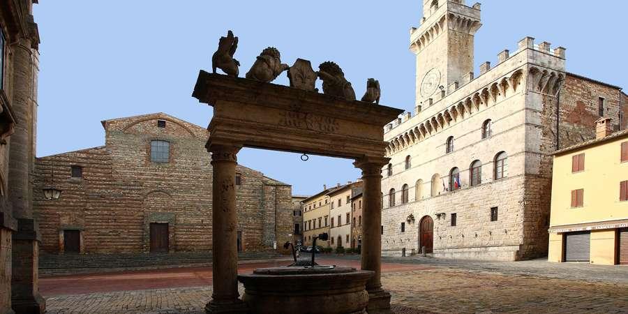El nobile de Montepulciano, una joya de la Toscana