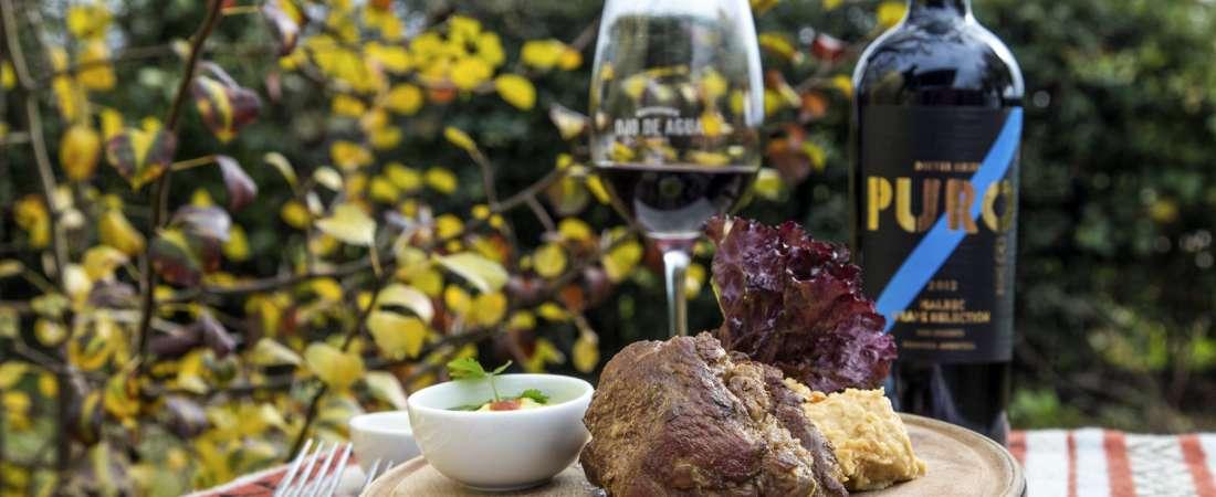 Ojo de Agua: cocina y vinos orgánicos de excelencia