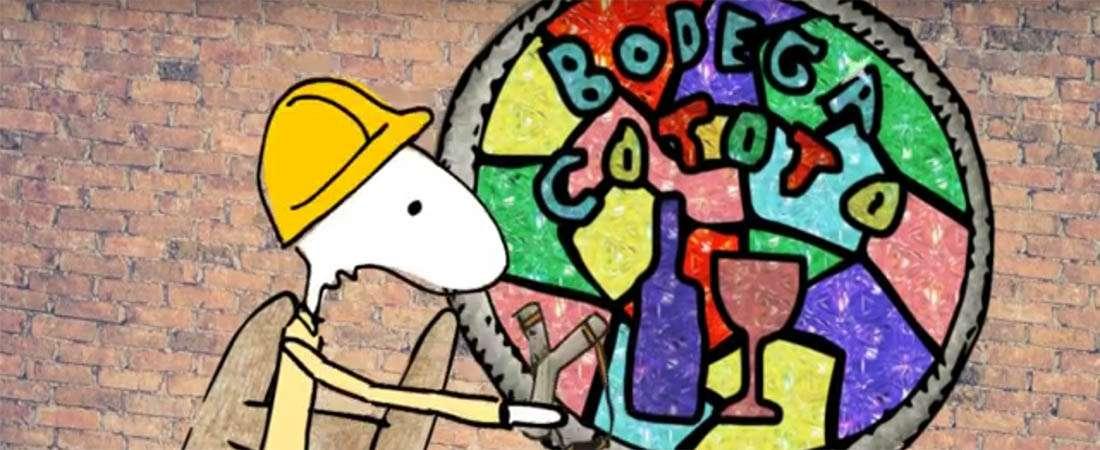 """""""Bodega Cototo"""", el corto de animación mendocino por el cuidado del ambiente"""