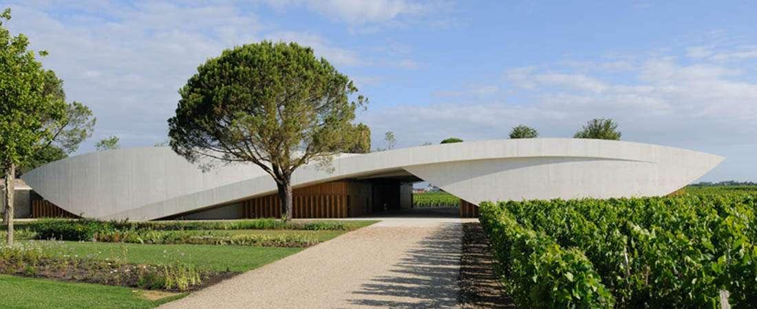 Cheval Blanc, la bodega ultramoderna que se fusiona con el castillo del siglo XIX