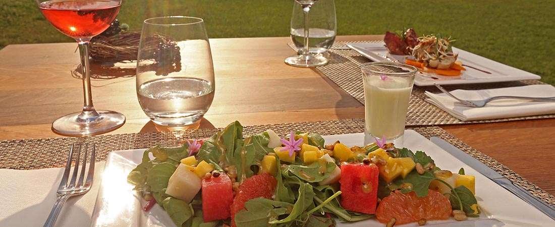 Un Marantal rosado con las delicias de Ivana Malisani