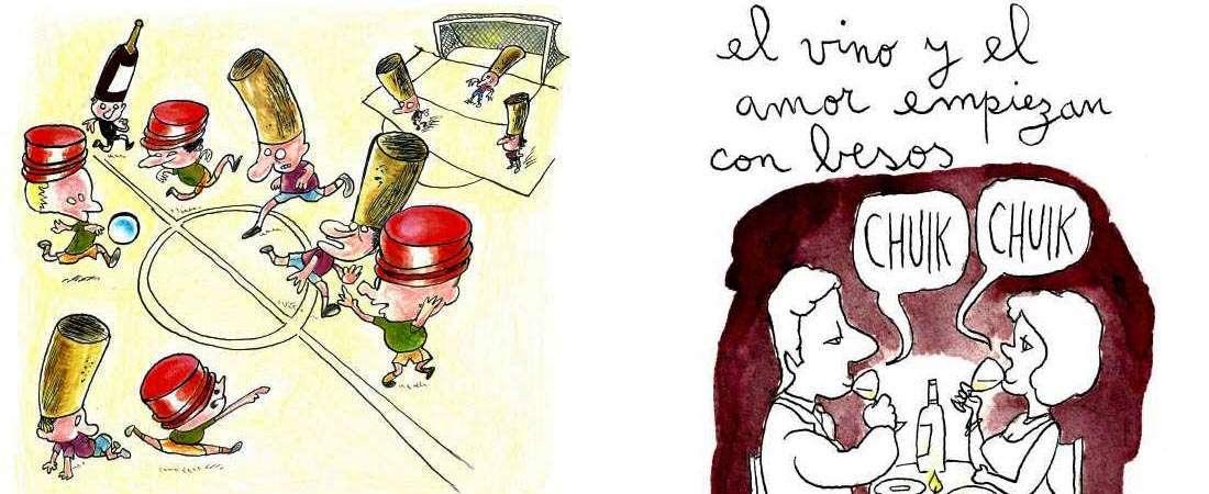 Rep y Graziani presentan sus libros sobre el vino argentino