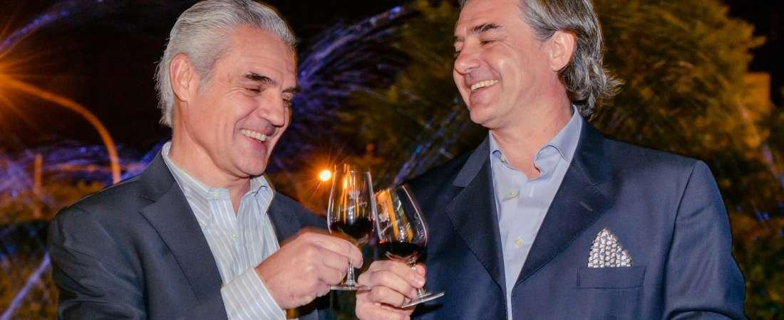"Eduardo López: ""Susana Giménez toma nuestros vinos porque le gustan"""