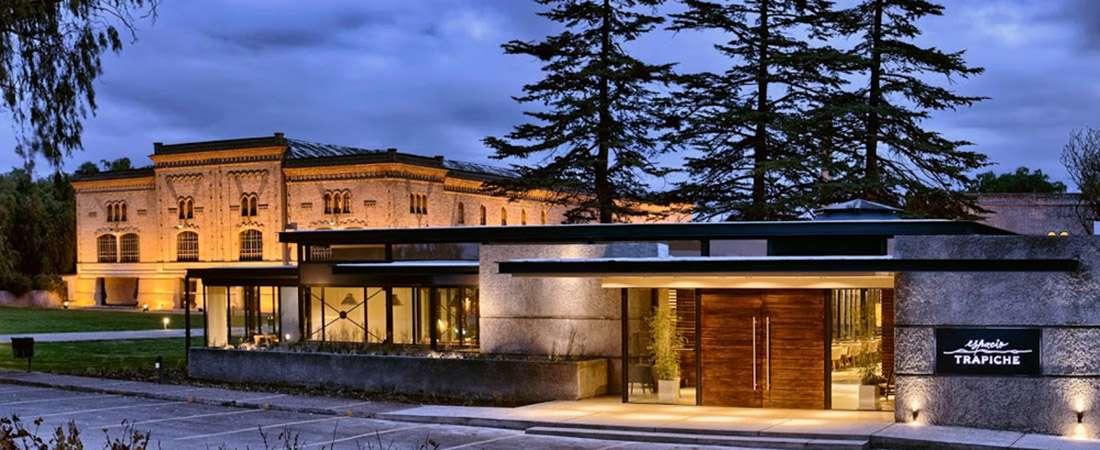 Espacio Trapiche: maridaje de vinos de la bodega con productos de su ecosistema
