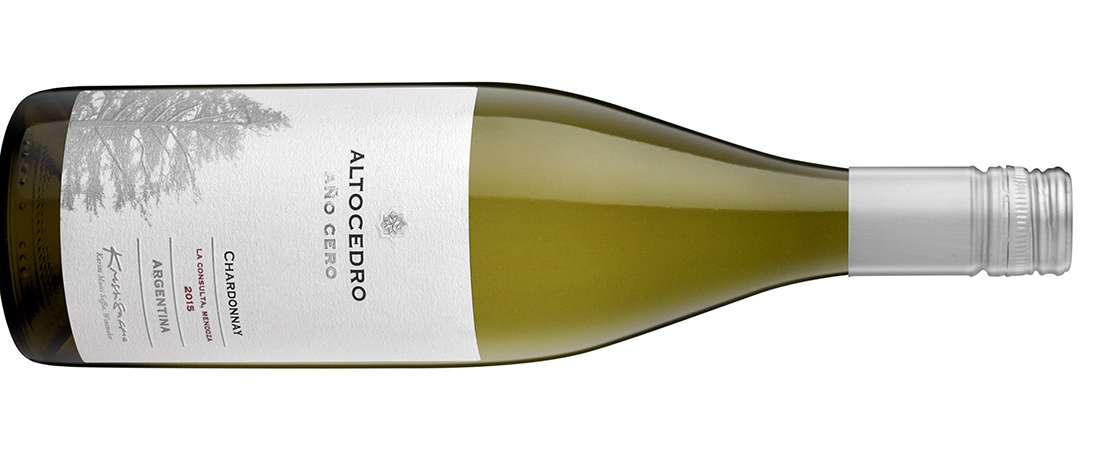 Altocedro presenta un Chardonnay sin madera de las tierras de Altamira