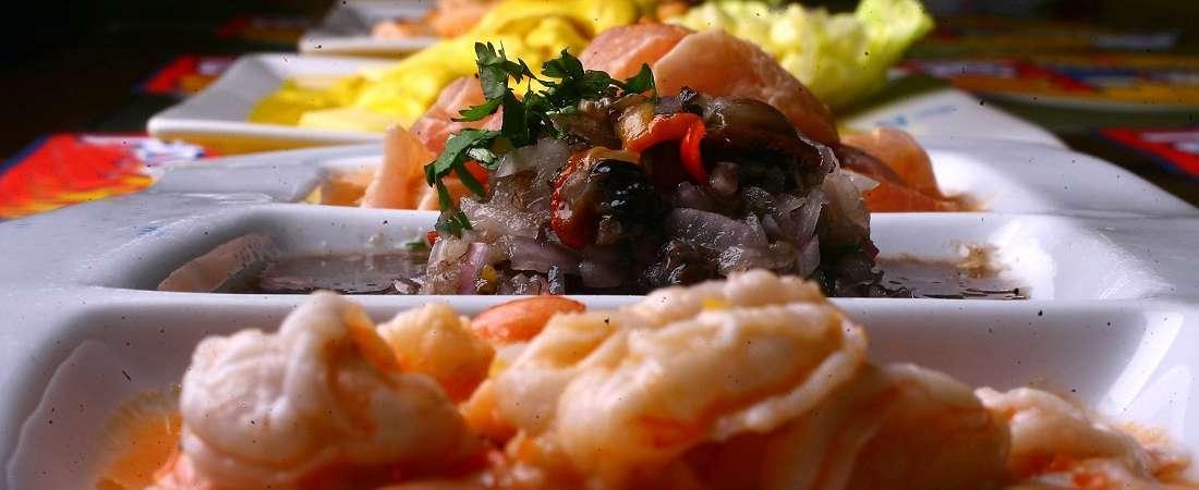 Festival de sensaciones: Cocina peruana, vino argentino