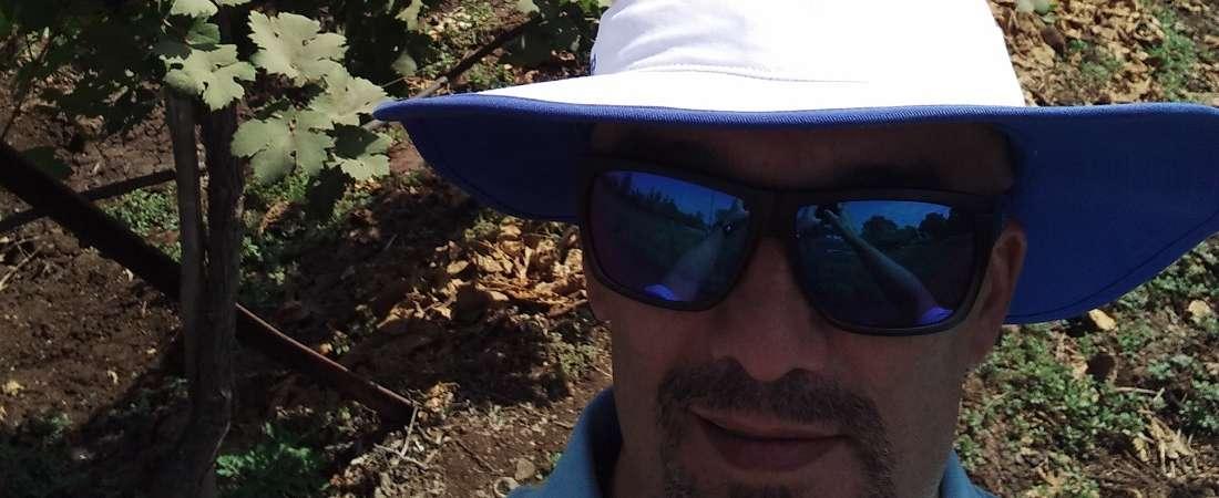 Gustavo Agostini, un  mendocino suelto en la India